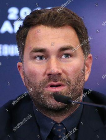 Editorial picture of Andy Ruiz Jr vs  Anthony Joshua 2  Press Conference, Hilton London Syon Park, London, UK - 6 Sep 2019