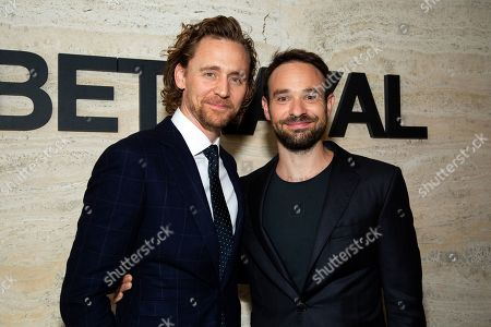 Editorial picture of 'Betrayal' Broadway opening night party, New York, USA - 05 Sep 2019