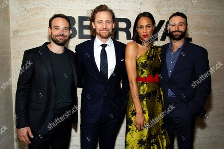 Editorial image of 'Betrayal' Broadway opening night party, New York, USA - 05 Sep 2019