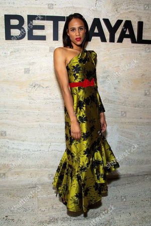 Editorial photo of 'Betrayal' Broadway opening night party, New York, USA - 05 Sep 2019