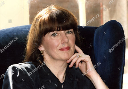 Writer Charlotte Bingham.