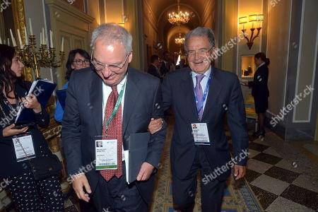 Editorial picture of Ambrosetti Forum, Cernobbio, Italy - 06 Sep 2019