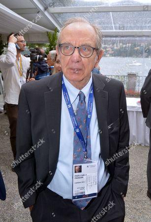 Stock Image of Pier Carlo Padoan