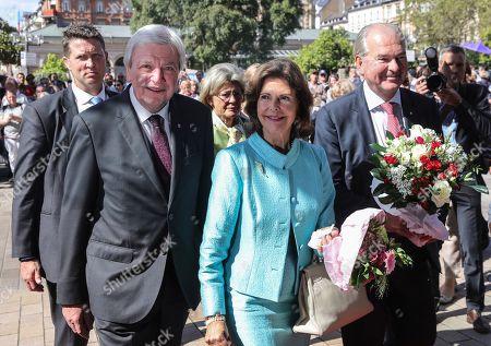 Editorial picture of Queen Silvia of Sweeden visits Wiesbaden, Germany - 06 Sep 2019