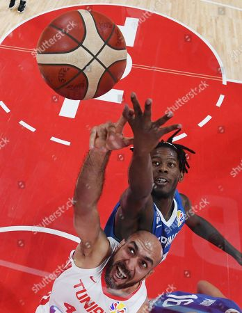 Editorial picture of FIBA Basketball World Cup 2019, Beijing, China - 06 Sep 2019
