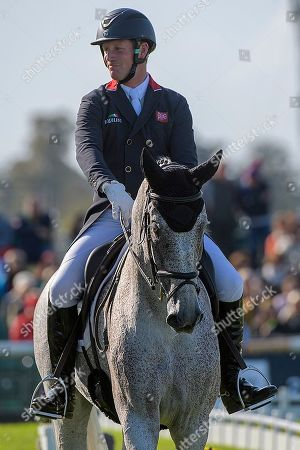 Editorial image of The Land Rover Burghley Horse Trials, - 06 Sep 2019