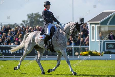 Editorial photo of The Land Rover Burghley Horse Trials, - 06 Sep 2019