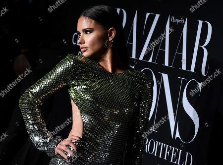 Redaktionelt billede af Harper's Bazaar ICONS party, Arrivals, Spring Summer 2020, New York Fashion Week, USA - 06 Sep 2019