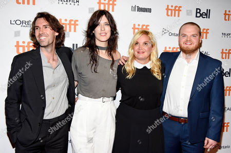 Editorial picture of 'Limetown' TV show premiere, Arrivals, Toronto International Film Festival, Canada - 06 Sep 2019