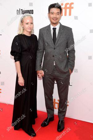 Nicki Chapman and Destin Cretton