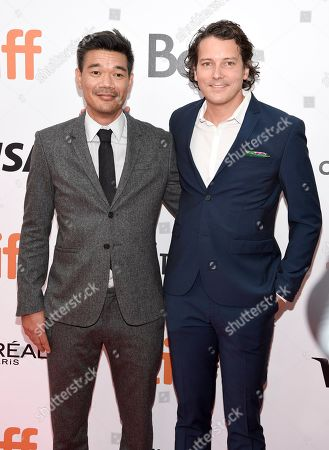 Editorial image of 'Just Mercy' premiere, Arrivals, Toronto International Film Festival, Canada - 06 Sep 2019