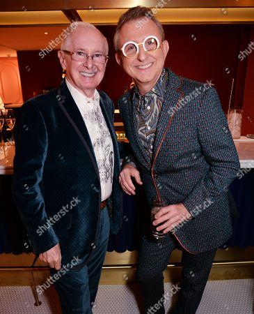 John Reid and Thomas Schumacher