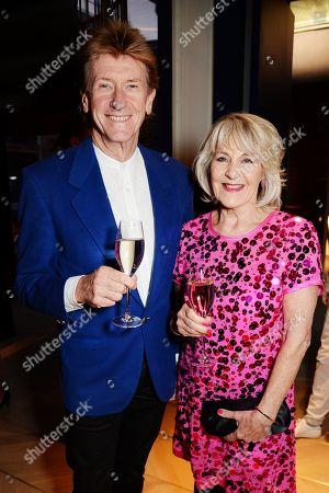 Stock Image of Grant McCahon and Nina Myskow