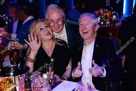 Guest, John Reid and Louis Walsh