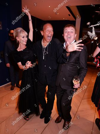 Editorial photo of John Reid 70th birthday party, The Boulevard Theatre, London, UK - 07 Sep 2019