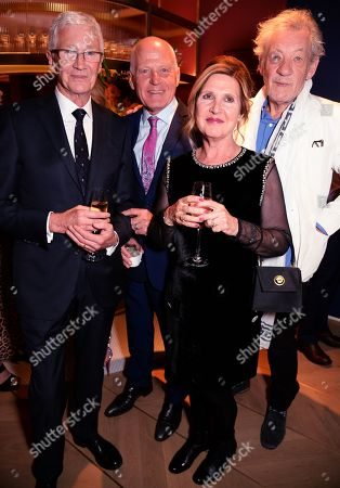 Editorial picture of John Reid 70th birthday party, The Boulevard Theatre, London, UK - 07 Sep 2019