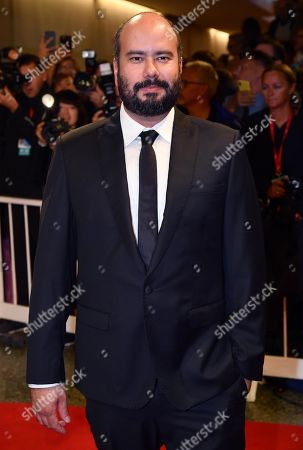 Ciro Guerra arrives for the premiere of 'Waiting for the Barbarians' during the 76th annual Venice International Film Festival, in Venice, Italy, 06 September 2019. The movie is presented in the official competiton 'Venezia 76' at the festival running from 28 August to 07 September.