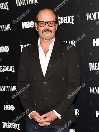 Editorial image of 'The Deuce' TV show season 3 screening, Arrivals, New York, USA - 05 Sep 2019