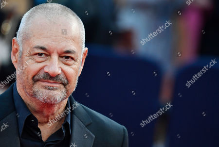 French director Jean Pierre Jeunet arrives on the red carpet prior to the opening ceremony during the 45th Deauville American Film Festival, in Deauville, France, 06 September 2019. The festival runs from 06 to 15 September 2019.