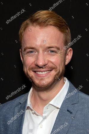 Stock Photo of Matthew James Thomas