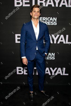 Editorial picture of 'Betrayal' Broadway opening night, Arrivals, New York, USA - 05 Sep 2019