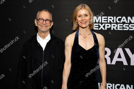 Joel Grey and guest
