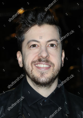 Christopher Mintz Plasse in the front row
