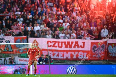 Editorial image of Slovenia v Poland, UEFA Euro 2020 qualifier, Group G, Football, Stozice Stadium Ljubljana, Slovenia - 06 Sep 2019