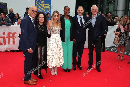 Editorial picture of Warner Bros. presents 'Just Mercy' film premiere gala at the Toronto International Film Festival, Toronto, Canada - 06 Sep 2019