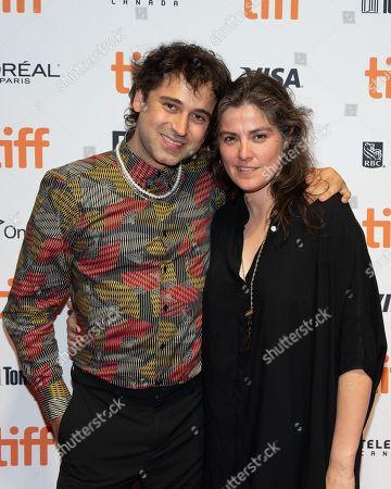 María Paz Gonzalez and Giancarlo Nasi