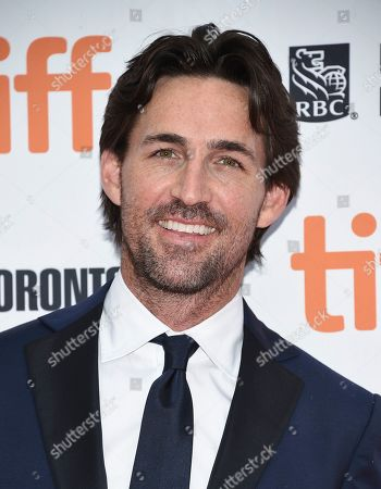 "Jake Owen attends the premiere for ""The Friend"" on day two of the Toronto International Film Festival at the Princess of Wales Theatre, in Toronto"