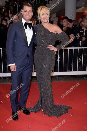 Frank Gallucci and Giulia Gaudino