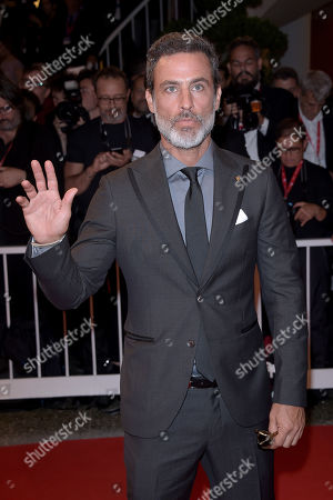 Editorial image of 'Waiting for the Barbarians' premiere, 76th Venice Film Festival, Italy - 06 Sep 2019