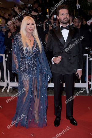 Monika Bacardi and Andrea Iervolino