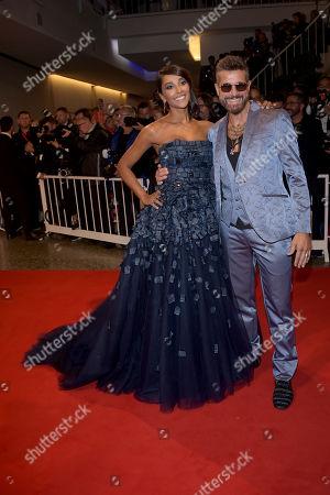 Edoardo Stoppa and Juliana Moreira