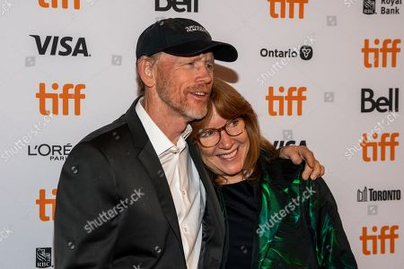Stock Image of Ron and Cheryl Howard