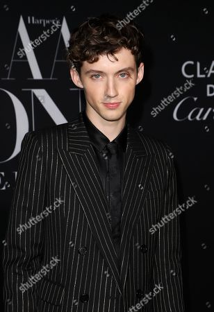 Editorial photo of Harper's Bazaar ICONS party, Arrivals, Spring Summer 2020, New York Fashion Week, USA - 06 Sep 2019