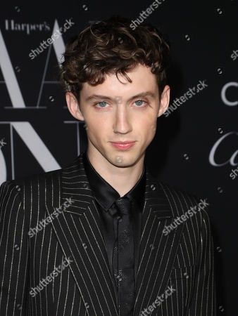 Stock Picture of Troye Sivan