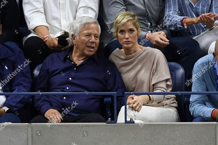 Editorial picture of US Open Tennis Championships, Day 12, USTA National Tennis Center, Flushing Meadows, New York, USA - 06 Sep 2019