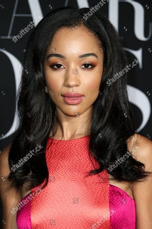 Editorial image of Harper's Bazaar ICONS party, Arrivals, Spring Summer 2020, New York Fashion Week, USA - 06 Sep 2019