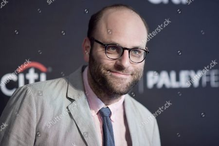 """Raphael Bob-Waksberg attends Amazon's """"Undone"""" screening and panel at the 2019 PaleyFest Fall TV Previews at The Paley Center for Media on, in Beverly Hills, Calif"""