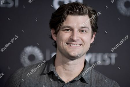 """Kevin Bigley attends Amazon's """"Undone"""" screening and panel at the 2019 PaleyFest Fall TV Previews at The Paley Center for Media, in Beverly Hills, Calif"""