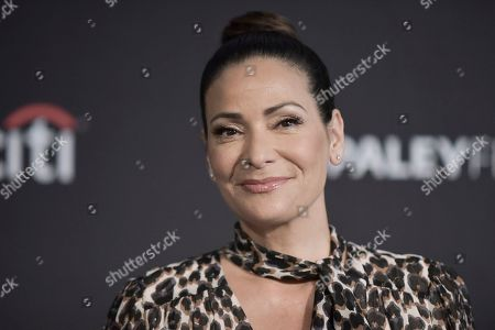"""Constance Marie attends Amazon's """"Undone"""" screening and panel at the 2019 PaleyFest Fall TV Previews at The Paley Center for Media, in Beverly Hills, Calif"""