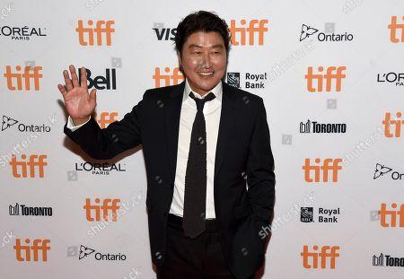 Parasite premiere Toronto International Film Festival Stock