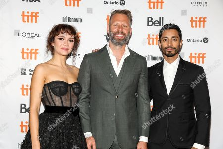 Olivia Cooke, Darius Marder and Riz Ahmed