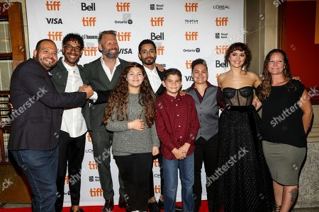 Darius Marder, Jeremy Lee Stone, Riz Ahmed, Chelsea Lee, Olivia Cooke and Guests.