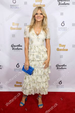 """Arden Myrin attends the LA Premiere of """"Boy Genius"""" at the Arena Cinelounge, in Los Angeles"""