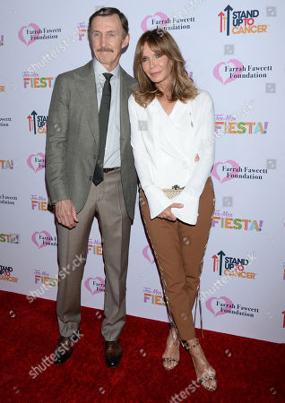Brad Allen and Jaclyn Smith