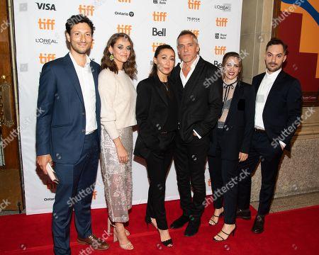 Katie Bird Nolan, Aisling Chin-Yee, Jean-Marc Vallee, Lindsay Tapscott, guest