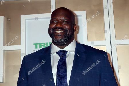 Stock Photo of Shaquille O'Neal